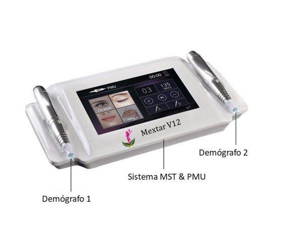 Maquina de Micropigmentación y Meso-Terapia