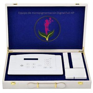 Máquina de micropigmentación Táctil Full HP Pro