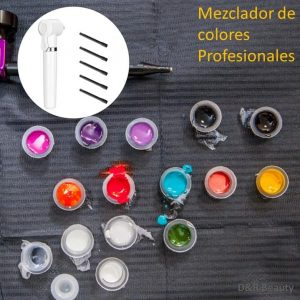 Mezclador de pigmentos